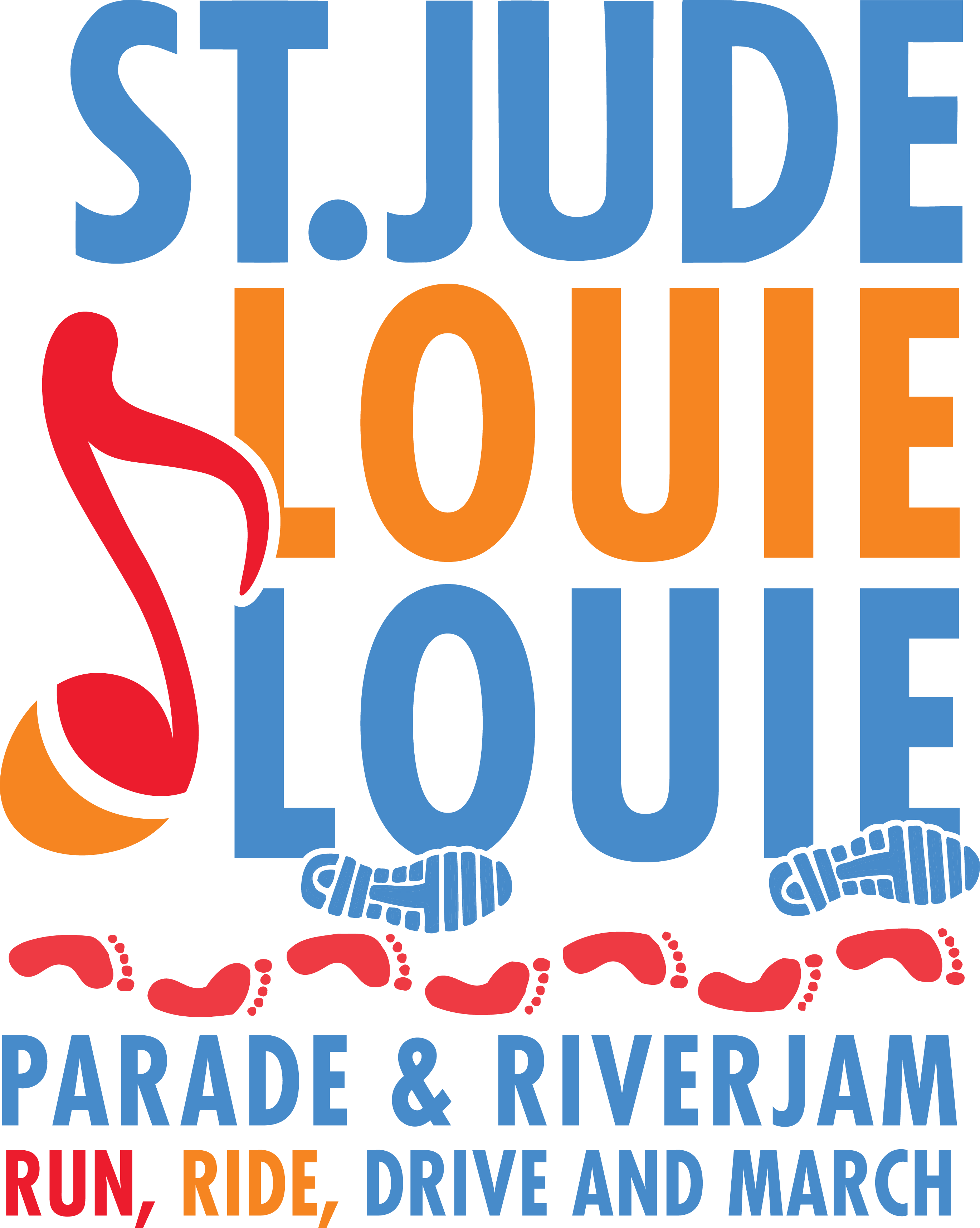 St. Jude Louie Louie